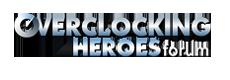 اورکلاکینگ هیروز | مرجع اورکلاک و سخت افزار ایران | Overclocking Heroes - Powered by vBulletin