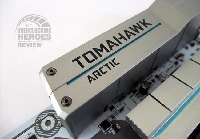 MSI H270 Tomahawk Arctic