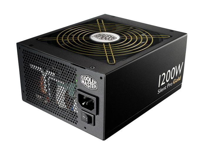 Cooler Master 1200W gold