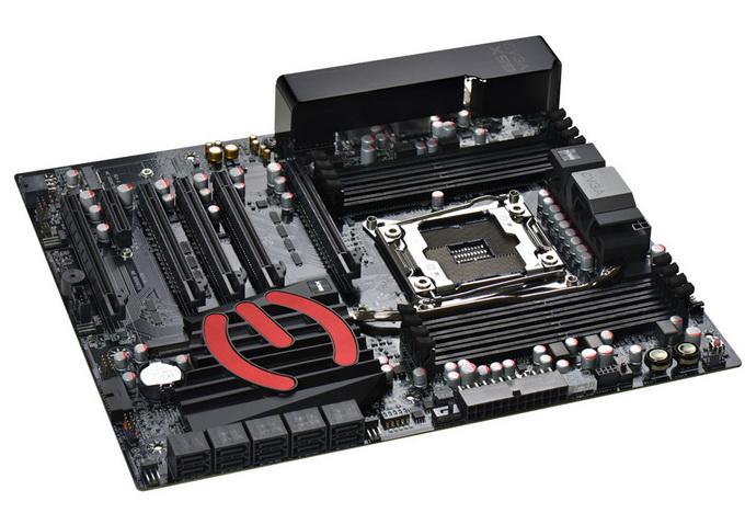 EVGA X99 Gskill DDR4