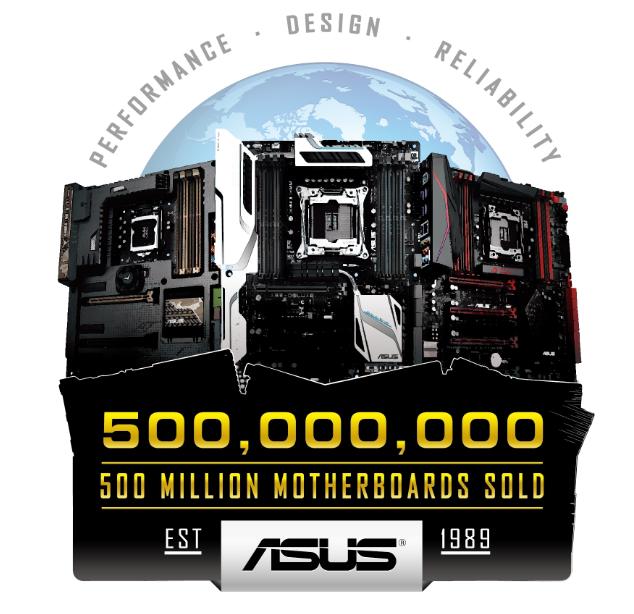 Asus-500million