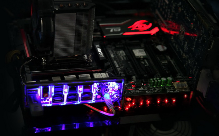 Gigabyte Ambient LED