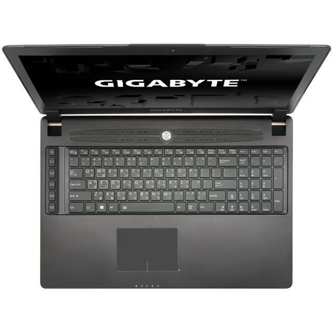 Gigabyte Notebook P37x