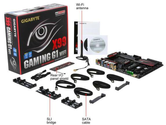 Gigabyte X99 wifi