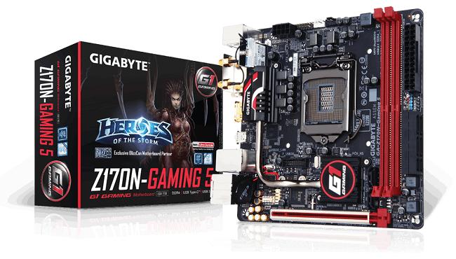 Gigabyte Z170N Gaming5