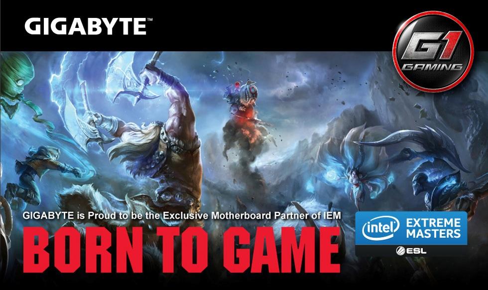IEM G1 Gaming