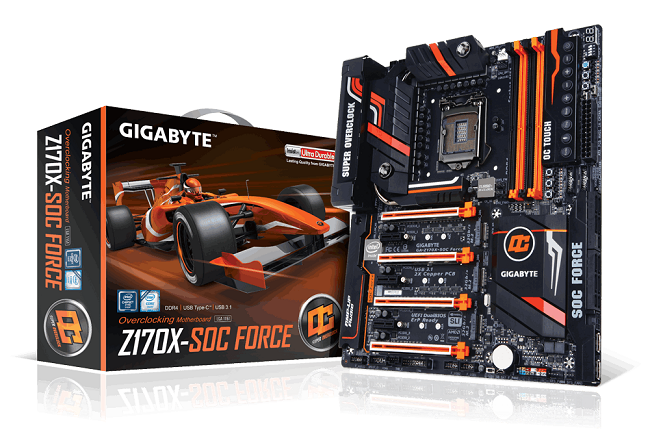Z170X Force SOC