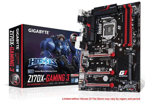 Z170X Gaming