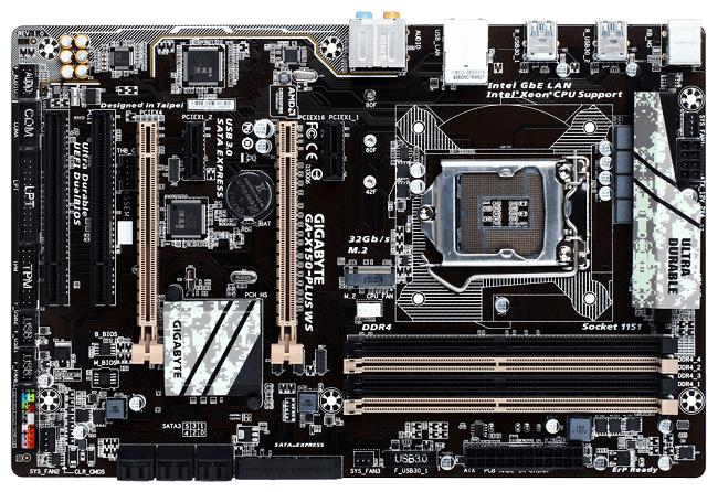 CES 2016 Gigabyte X150