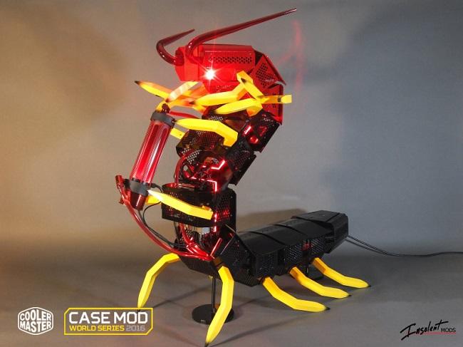 Case MOD World