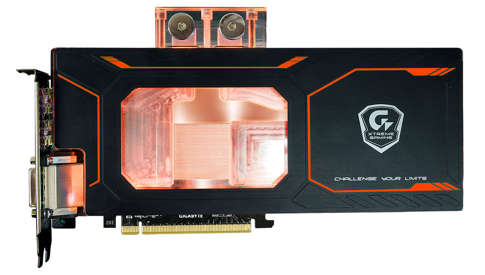 GIGABYTE GTX1080 XTREME Gaming Waterforce WB
