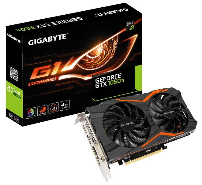 GTX1050Ti G1 Gaming