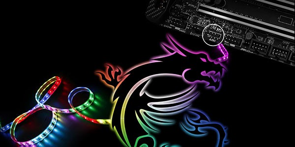 MSI Mystic Light Sync