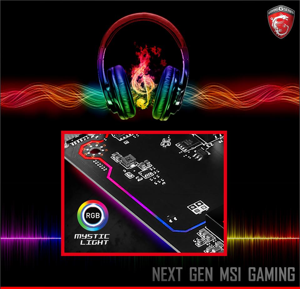 RGB Audio Line