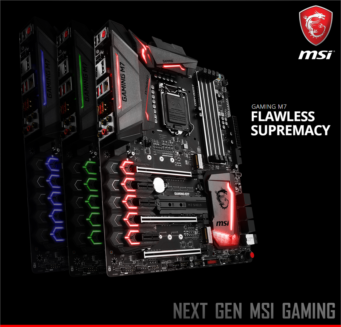 MSI Next Gen MB