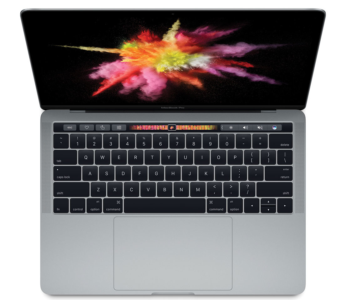 New Apple MacBook Pro 2016
