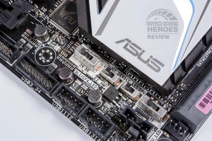 ASUS X99 Deluxe