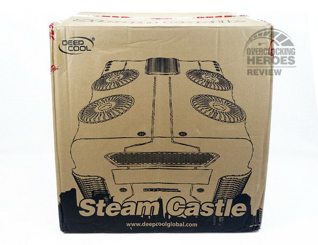 DeepCool Steam Castle