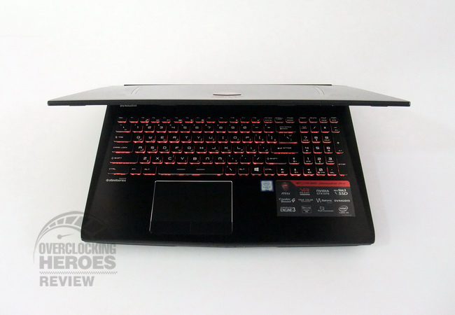 MSI GT62VR 6RE Dominator Pro
