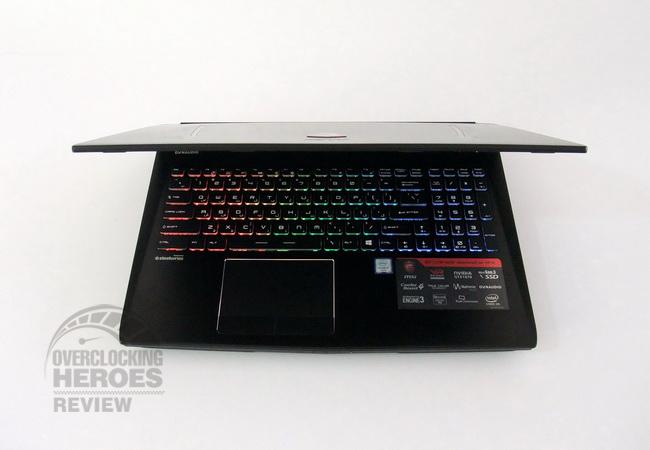 MSI GT62VR 6RE Dominator Pro