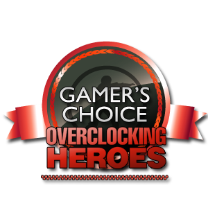 award gamers choice