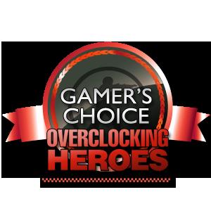 award gamers choice